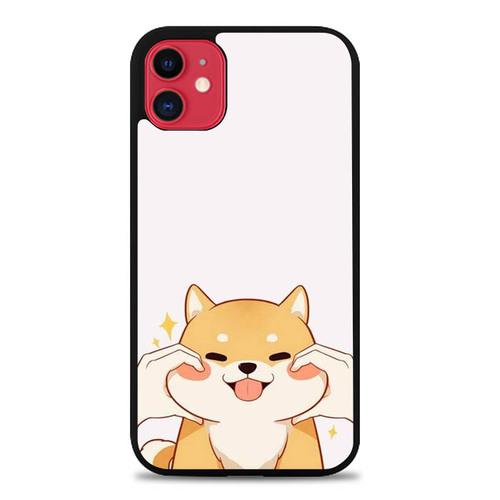 Cute Cat P1043 iPhone 11 Case
