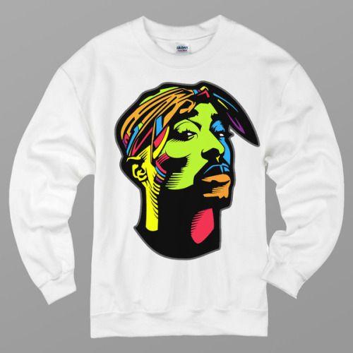 $5 off Tupac Sweatshirt via /r/TShirt http://ift.tt/1W0SWmk - Geek gifts