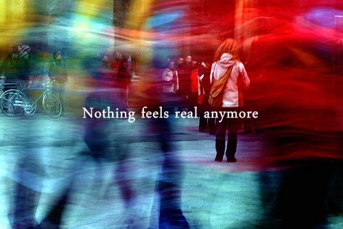 i want it to feel real