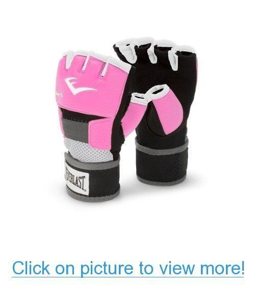 Everlast Pink Women's Evergel Hand Wraps #Everlast #Pink #Womens #Evergel #Hand #Wraps
