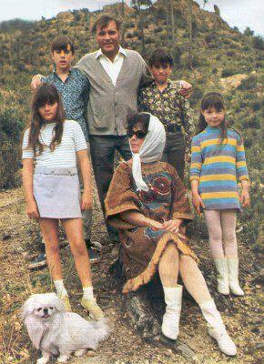 Elizabeth Taylor and Her Family | where were dame elizabeth s parents and grandparents born elizabeth