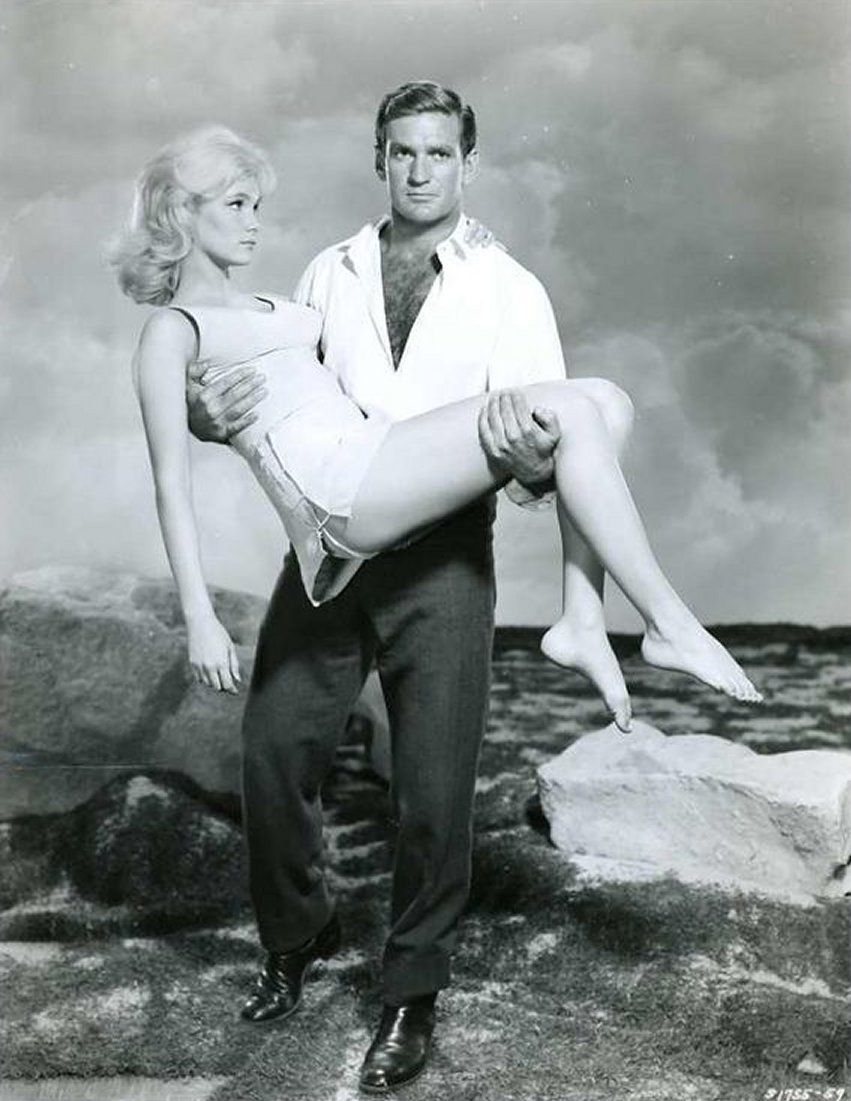 the time machine starring rod taylor and yvette mimieux