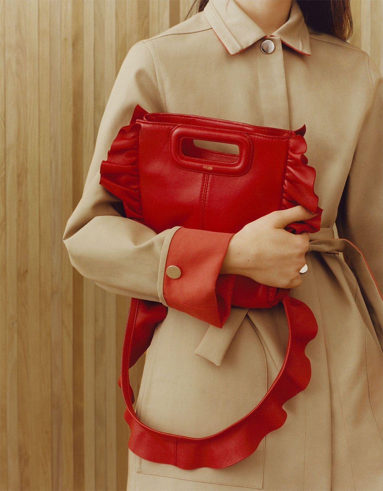 ~red bag Maje -SS/18