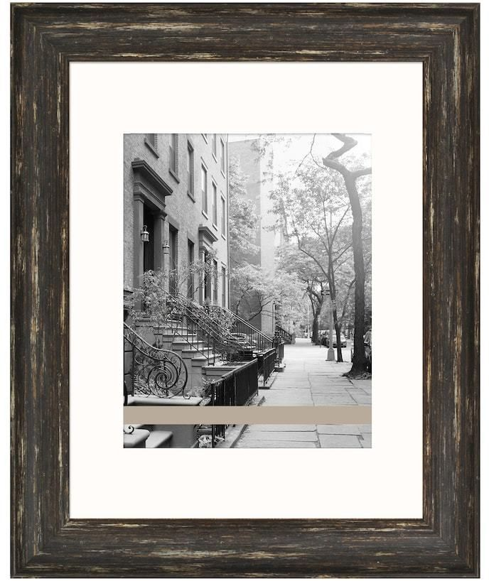Belle Maison Fashion Gallery Distressed Black Frame | Products ...
