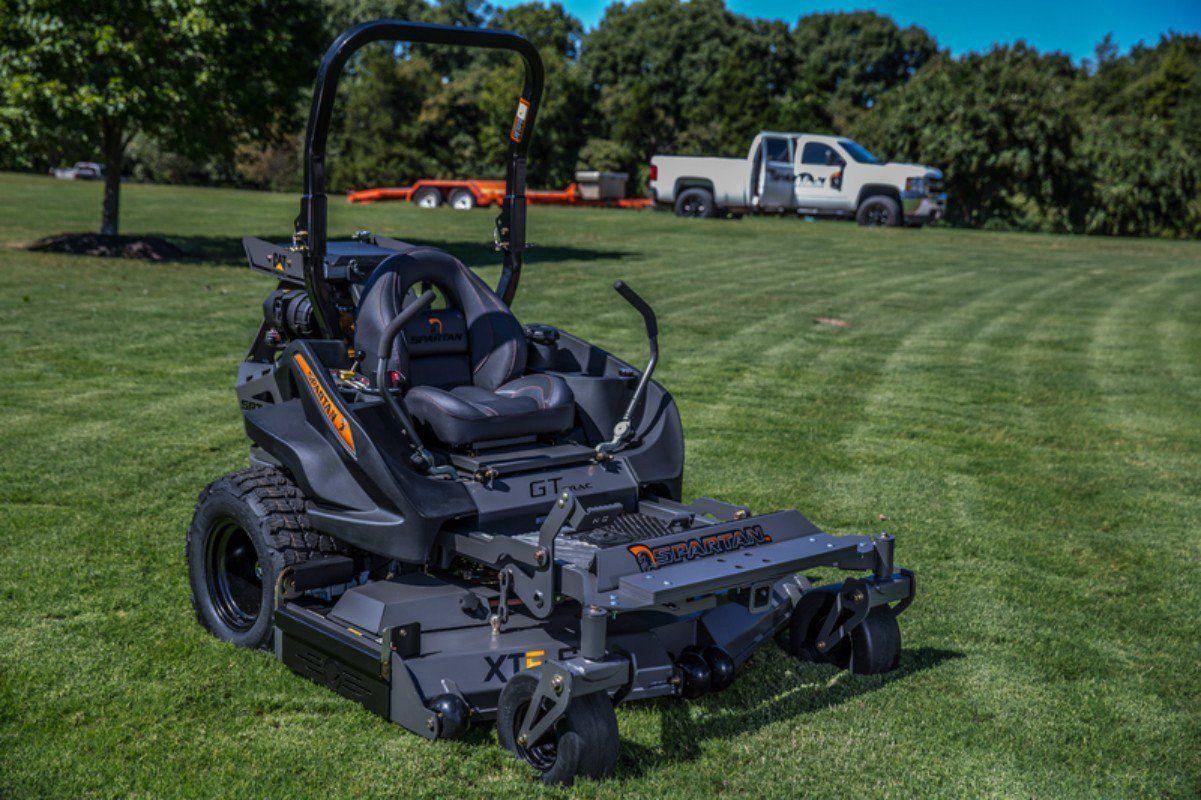 Spartan Srt Hd 61 Zero Turn Mower Cat Diesel Lawn Mower Zero Turn Lawn Mowers Zero Turn Mowers