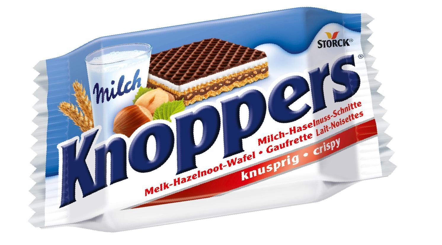 Knoppers Stuff I Love Desserts, Beverages