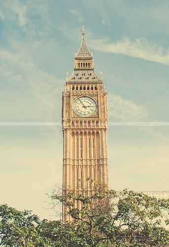 Big Ben - London, England (see my strictly England board)