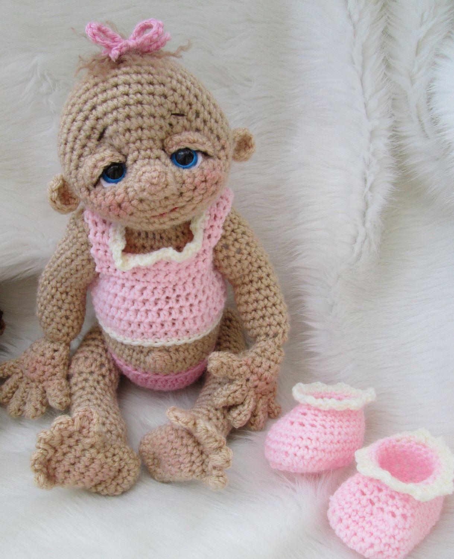 So cute baby doll crochet pattern with teddy bear hat toy and so cute baby doll crochet pattern with teddy bear hat toy and cocoon 595 dt1010fo