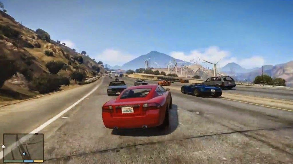 download gta 5 for android full apk free no verification