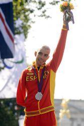 Abderrahmam Ait Khamouch / Maratón / Medalla de plata