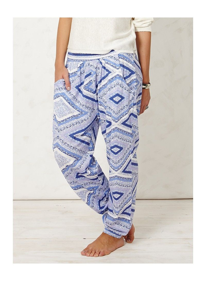 dbd0720061 Ethically sourced bamboo harem pants | Fair Trade // Ethically ...