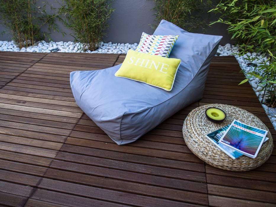 Jardins translation missing: br.style.jardins.rústico por MUDA Home Design