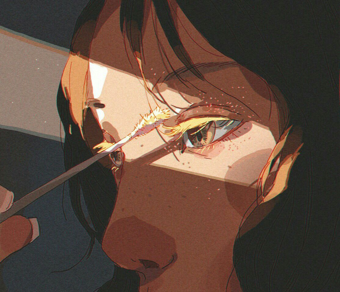 Pin by 🗡美々死💀 on Anime girls (With images) Aesthetic art