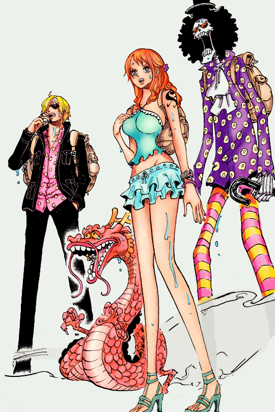 nami one piece outfits