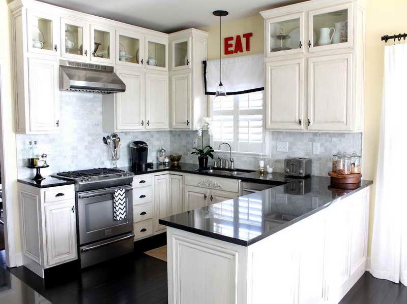 White Kitchen Ideas 2014