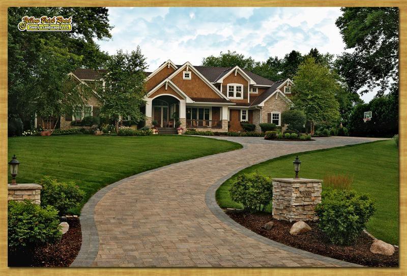 dundee1.jpg (800×543) Driveway design, Paver driveway