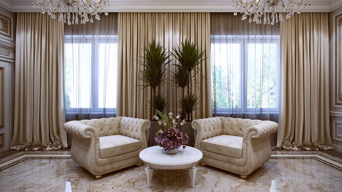 5 Luxurious Interiors Inspired by LouisEra French Design classic