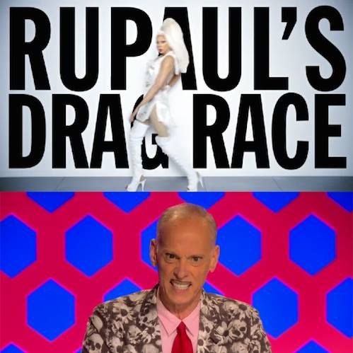 """John Waters is special guest judge on RuPaul's Drag Race this Monday, April 27 at 9pm on Logo!  In this episode, """"Divine Inspiration"""", the queens perform in musical versions of John Waters' most iconic films."""