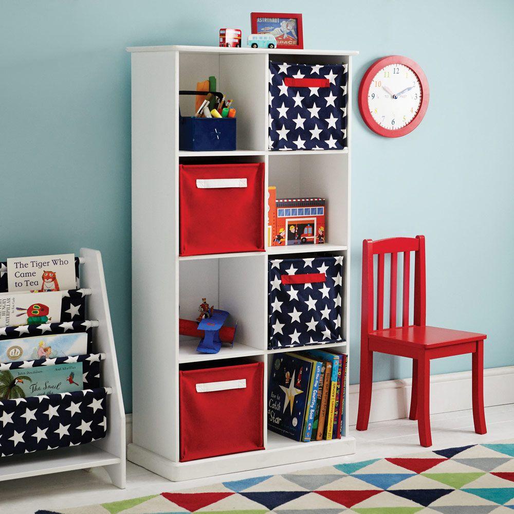 toy storage furniture. Abbeville Storage - Eight Cube White Toy Furniture