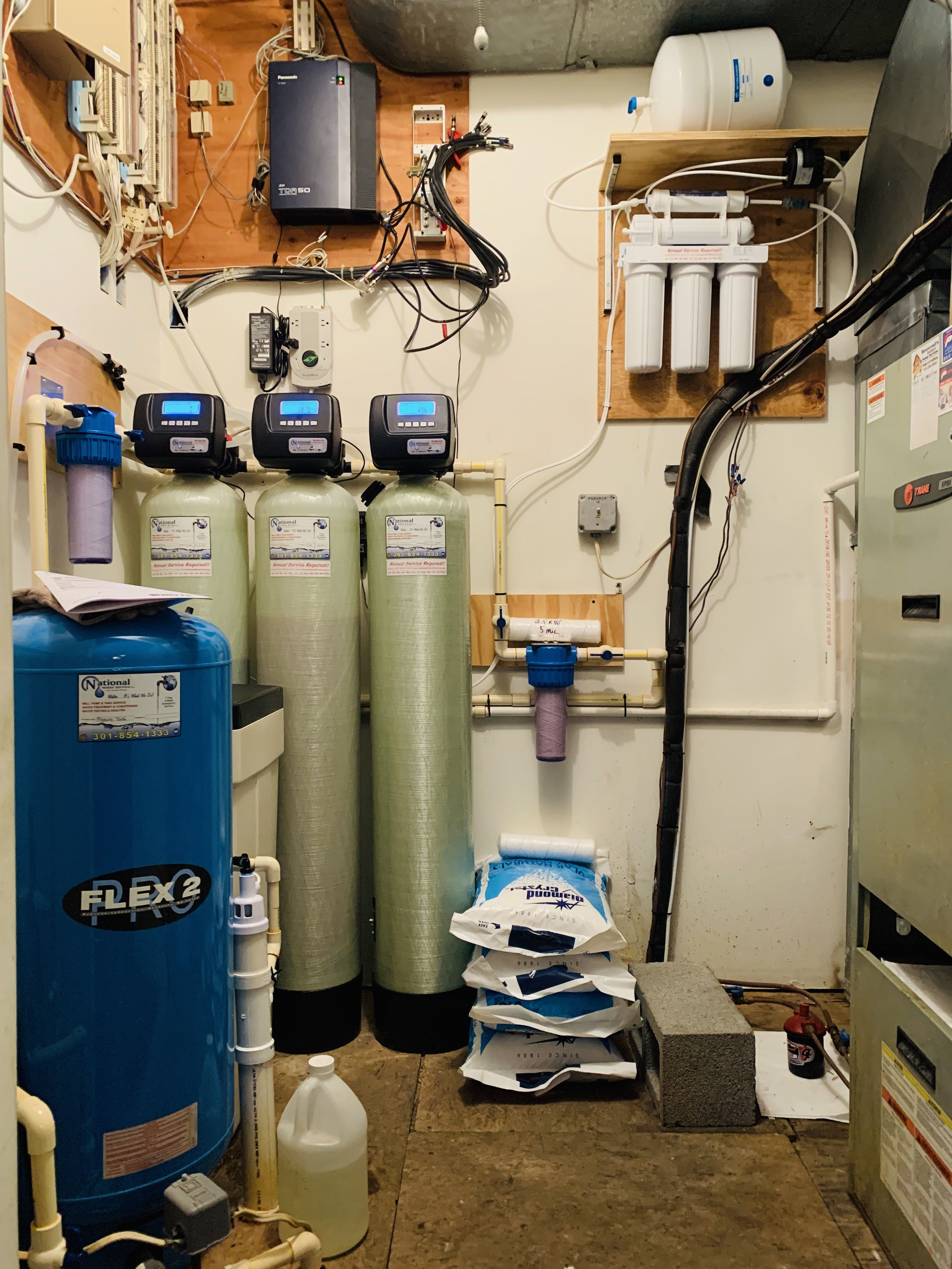 Pin By Moe On Water Treatment System In 2020 Water Treatment System Water Treatment Well Pump