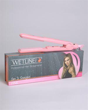 "Wetline Pro Tourmaline Ceramic Flat Iron 1""  Modnique.com  #Modnique #WetlinePro"