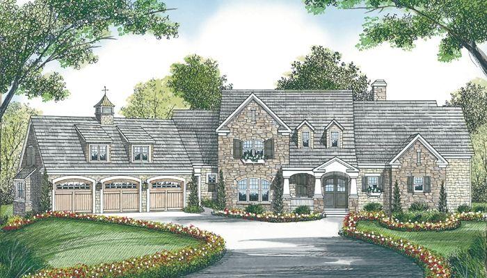 House Plans | Designer Favorites | Living Concepts House