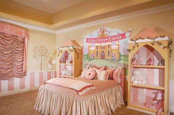 Recamaras de ni a buscar con google recamaras de ni a - Dormitorios infantiles ninas ...