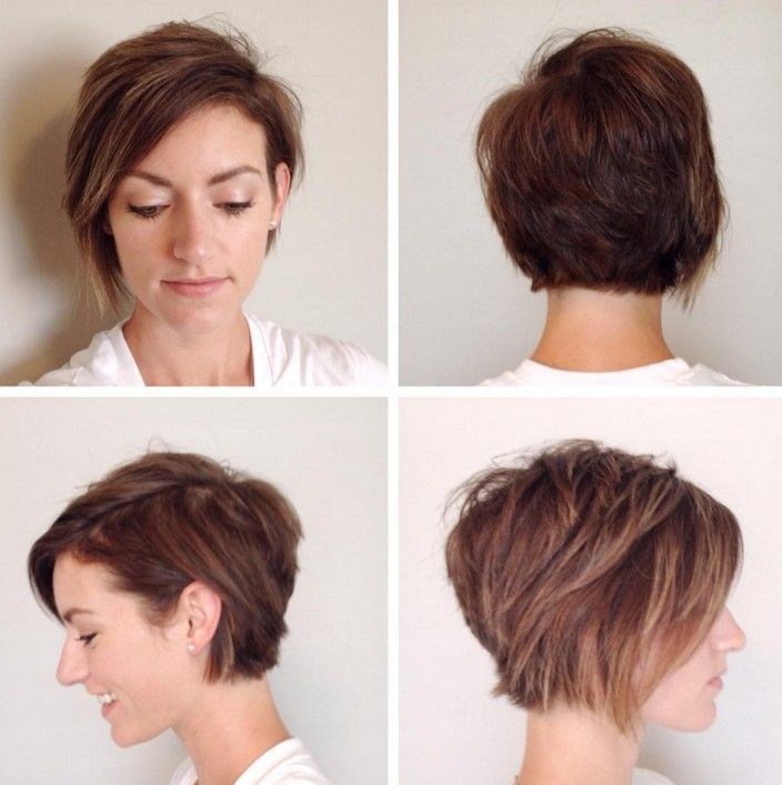 21 Stunning Long Pixie Cuts - Short Haircut Ideas for 2020 - Hairstyles Weekly