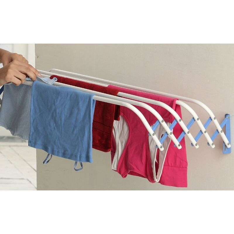 interesting wall cloth hanger. Cloth Hanger Stand India Amazing Buy Wall Mounted Flexible Dryer Very  Efficient Home Design Ideas 5