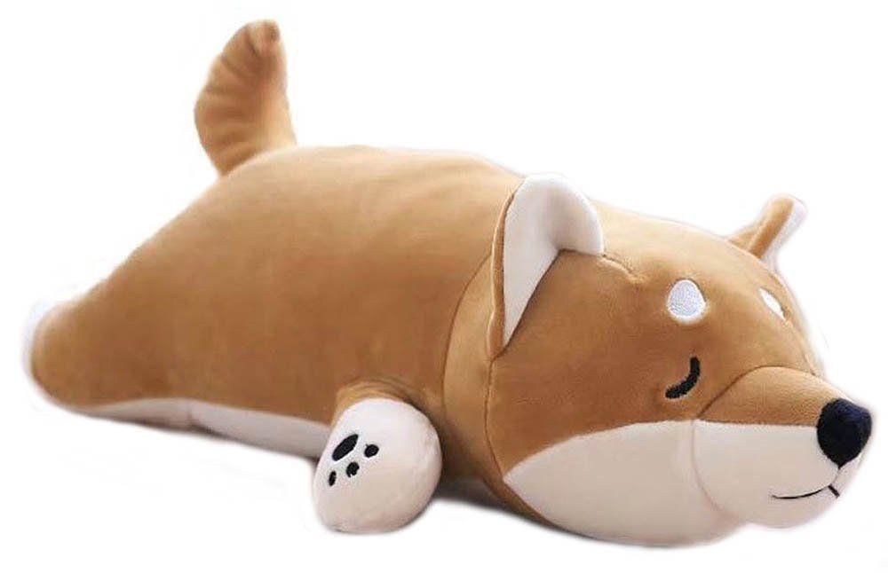 17 japanese anime shiba inu dog plush doll soft stuffed