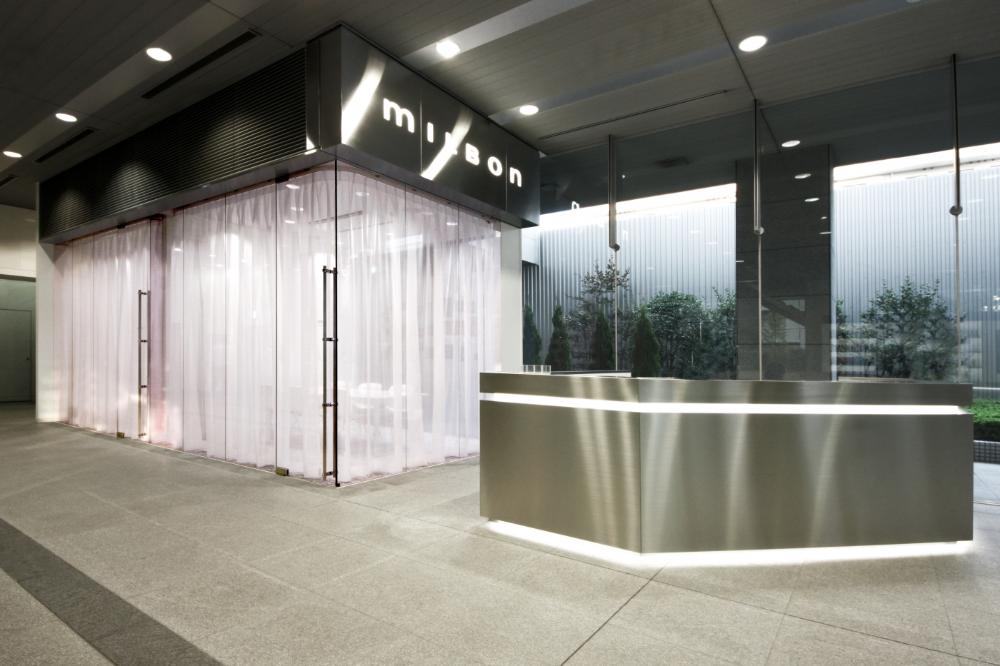 オフィスデザイン実績 訪れるすべての人々をミルボンの世界へと導く