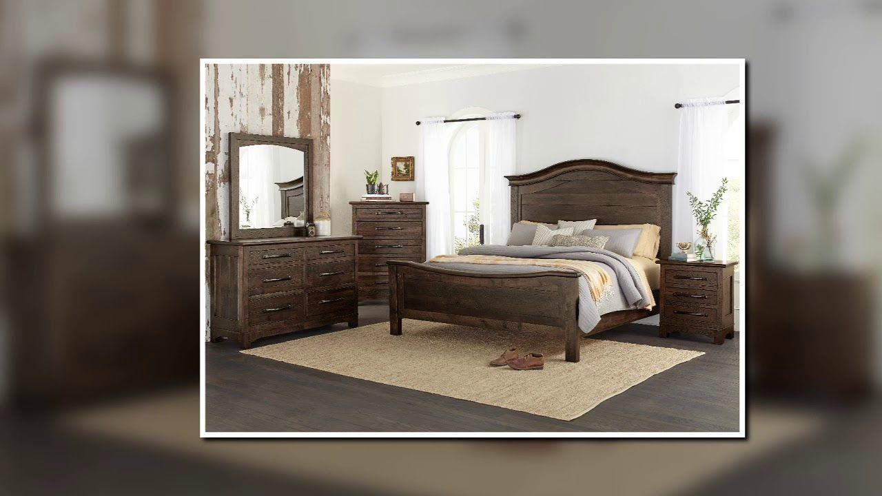 Create Your Dream Bedroom With Cabinfield Rustic Bedroom Furniture