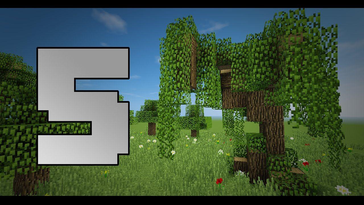 Minecraft Tree Designs !!!  Minecraft tree, Minecraft blueprints