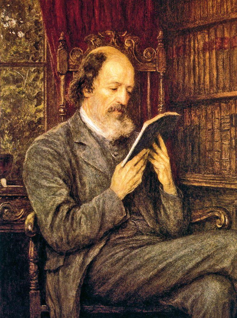 tennyson writer