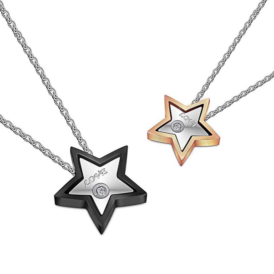 new from women necklace vintage in fashion retro design star austria pendant beautiful for exquisite shape item necklaces crystal jewelry charming