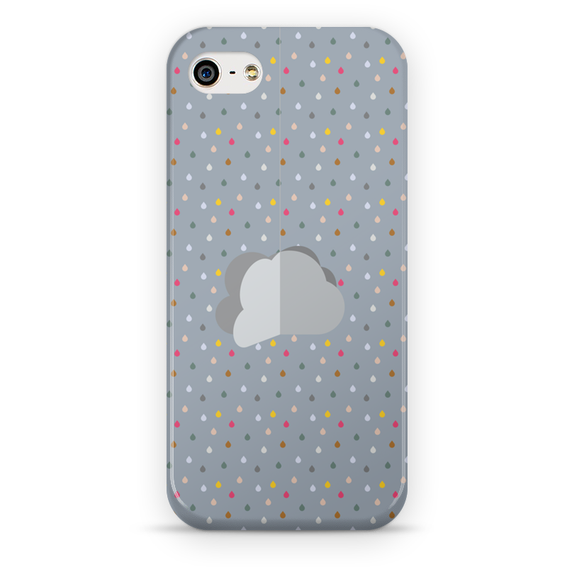 Case Color Rain de @marcelachermont | Colab55