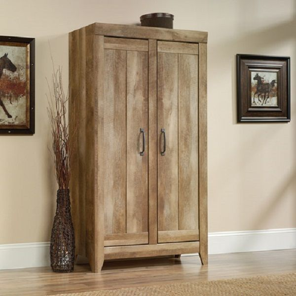 Food Storage Cabinet With Doors Storage Cabinet With Doors Kitchen Food Pantry Wood Reversible
