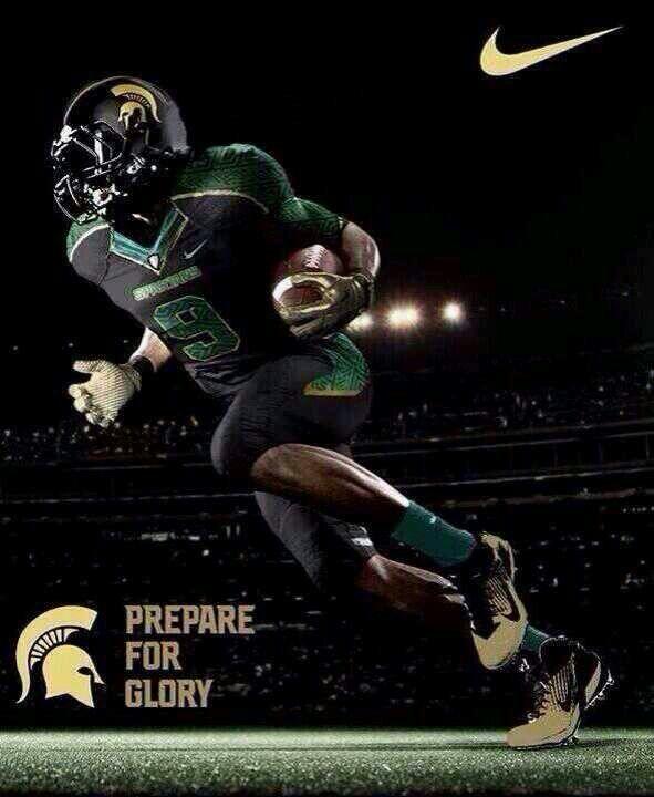Michigan State Blackout 2013 Michigan State Spartans Michigan State Spartans Football Msu Spartans Football