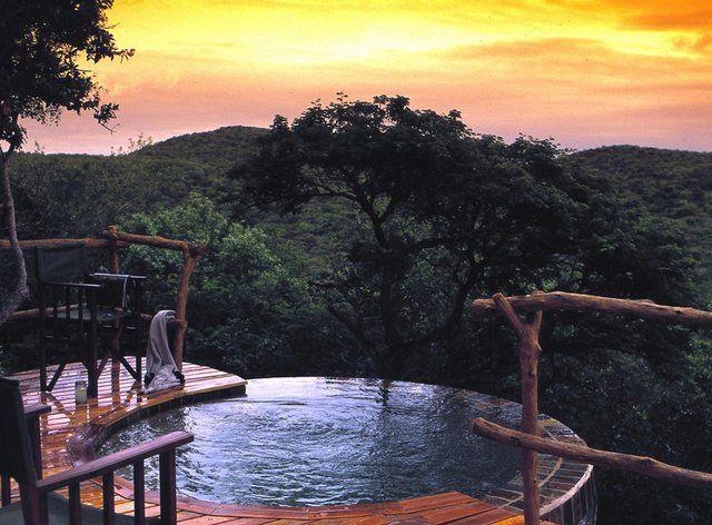 Safari Lodges, Phinda Private Game Reserve @ South Africa