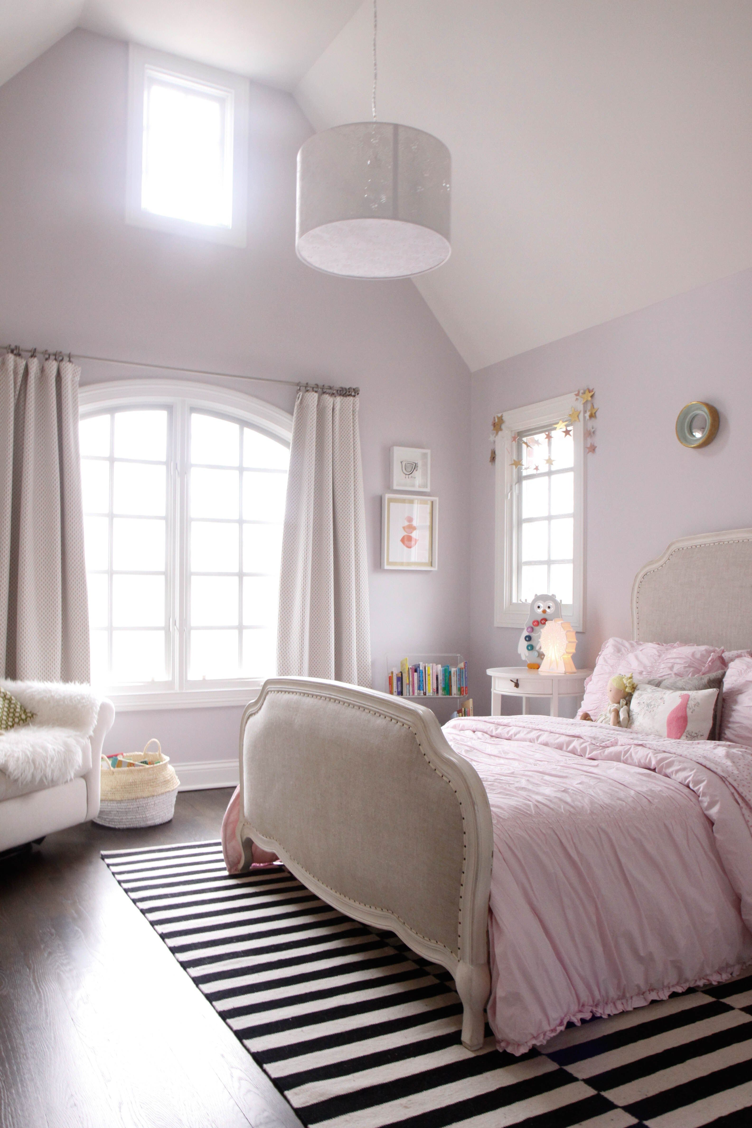 A Whimsical Little Girl S Room Pink Bedroom Decor Pink Bedroom