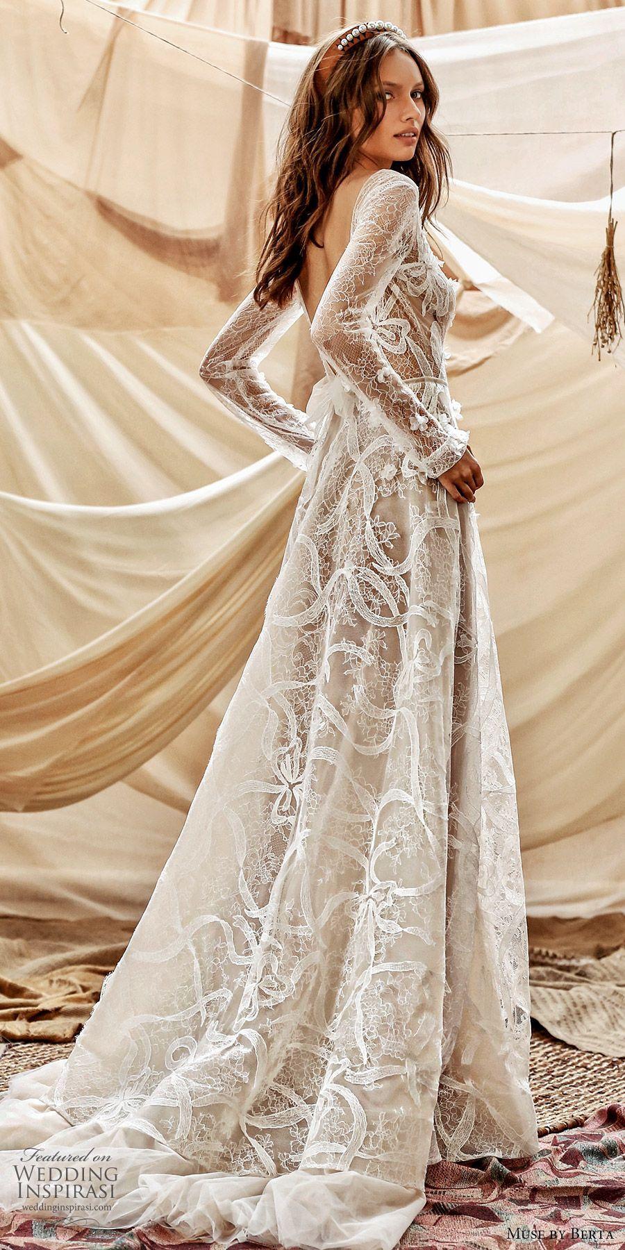 Eva Lendel 2021 Wedding Dresses — Less is More Bridal
