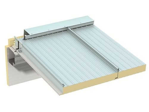 Kalzip Standing Seam Roof Colours