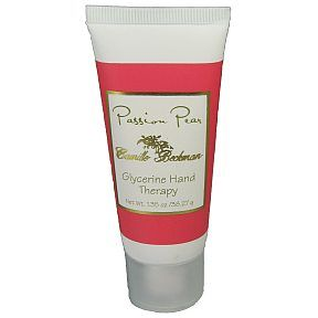 Camille Beckman Glycerine Hand Therapy - Passion Pear #HandCream