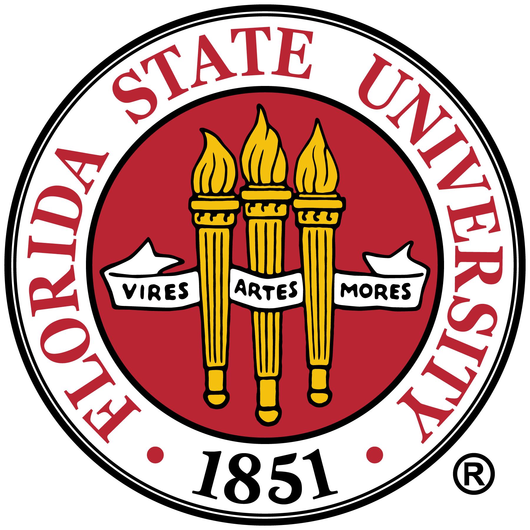Since 1851 Pride Florida State University Florida State Fsu