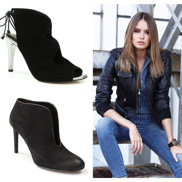 Czarne Szpilki Ktore Ladniejsze Buty Szpilki Highheels Czarne Black Carinii Karino Www Macris Com Pl Fashion Boots Stiletto