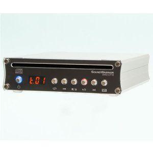 ラビット: SOUND WARRIOR アップサンプリング機能付きコンポーネント