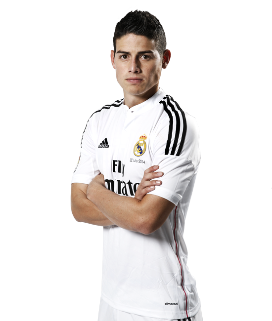 James Rodriguez Official Website Real Madrid Cf James Rodriguez James Rodrigues Real Madrid 2014