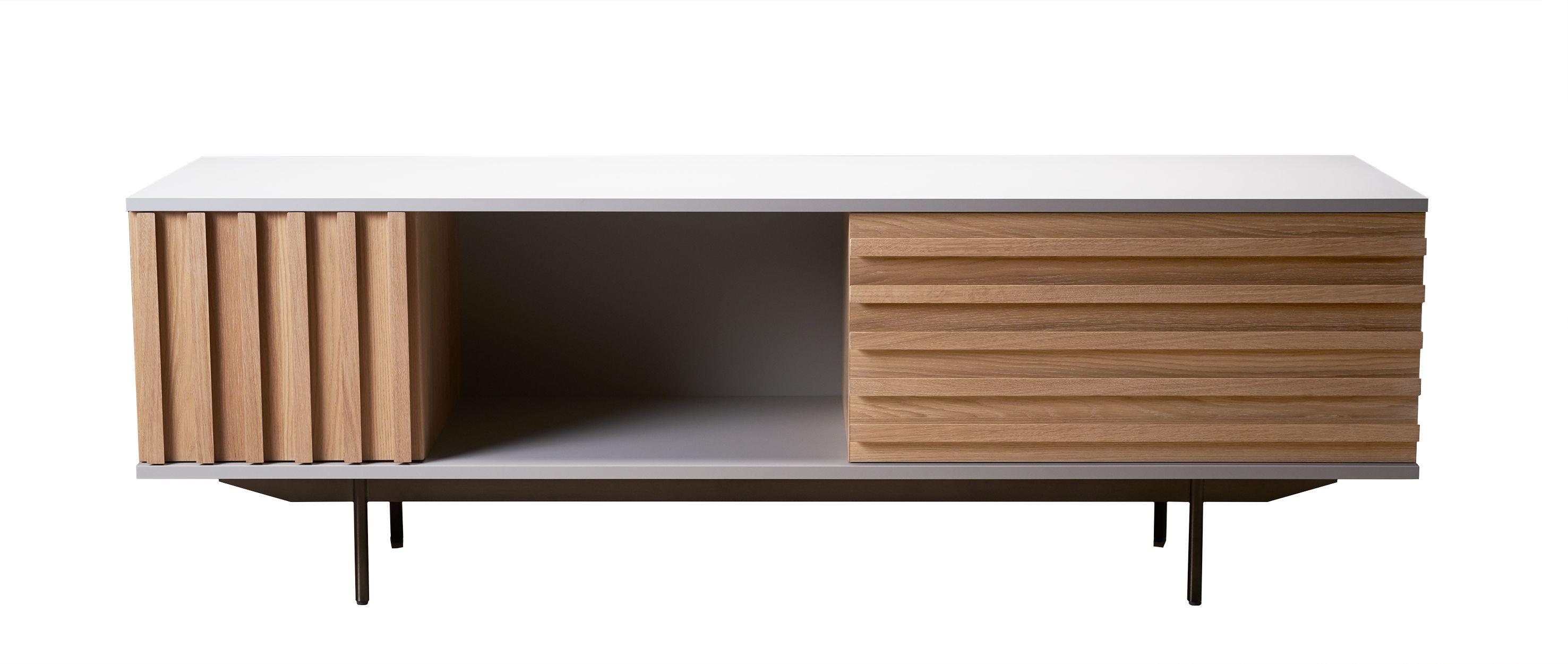 Harri Sideboard Skandinavische Mobel Sideboard Holzleisten