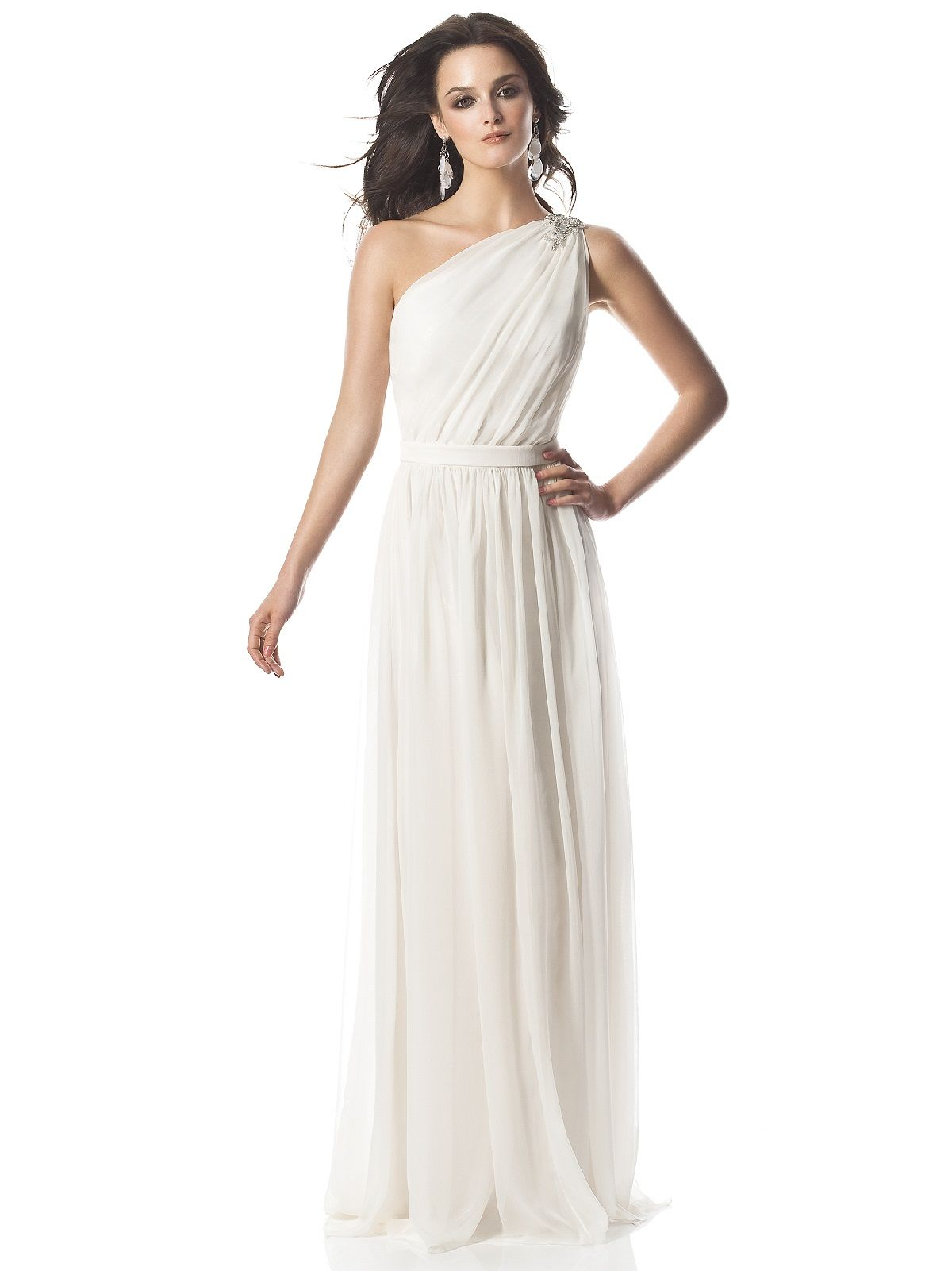 cc033e72b57 obviously this is a wedding dress, but it would be very pretty knee length  and navy something to think about for when i'm better at sewing