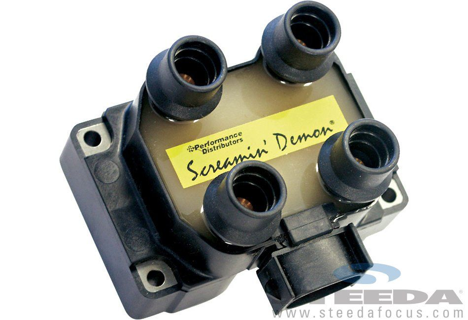 Performance Distributers Focus Screamin Demon Coil Pack 00 04